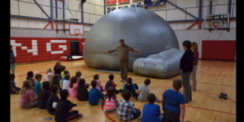 Northern Stars Planetarium comes to CPS