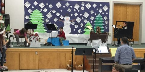 Winter Concert at CPS