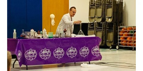 Mad Science at CPS
