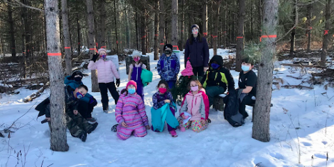 CPS FOREST STORY WALK
